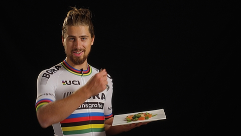 World Champion Recipes by and with Peter Sagan