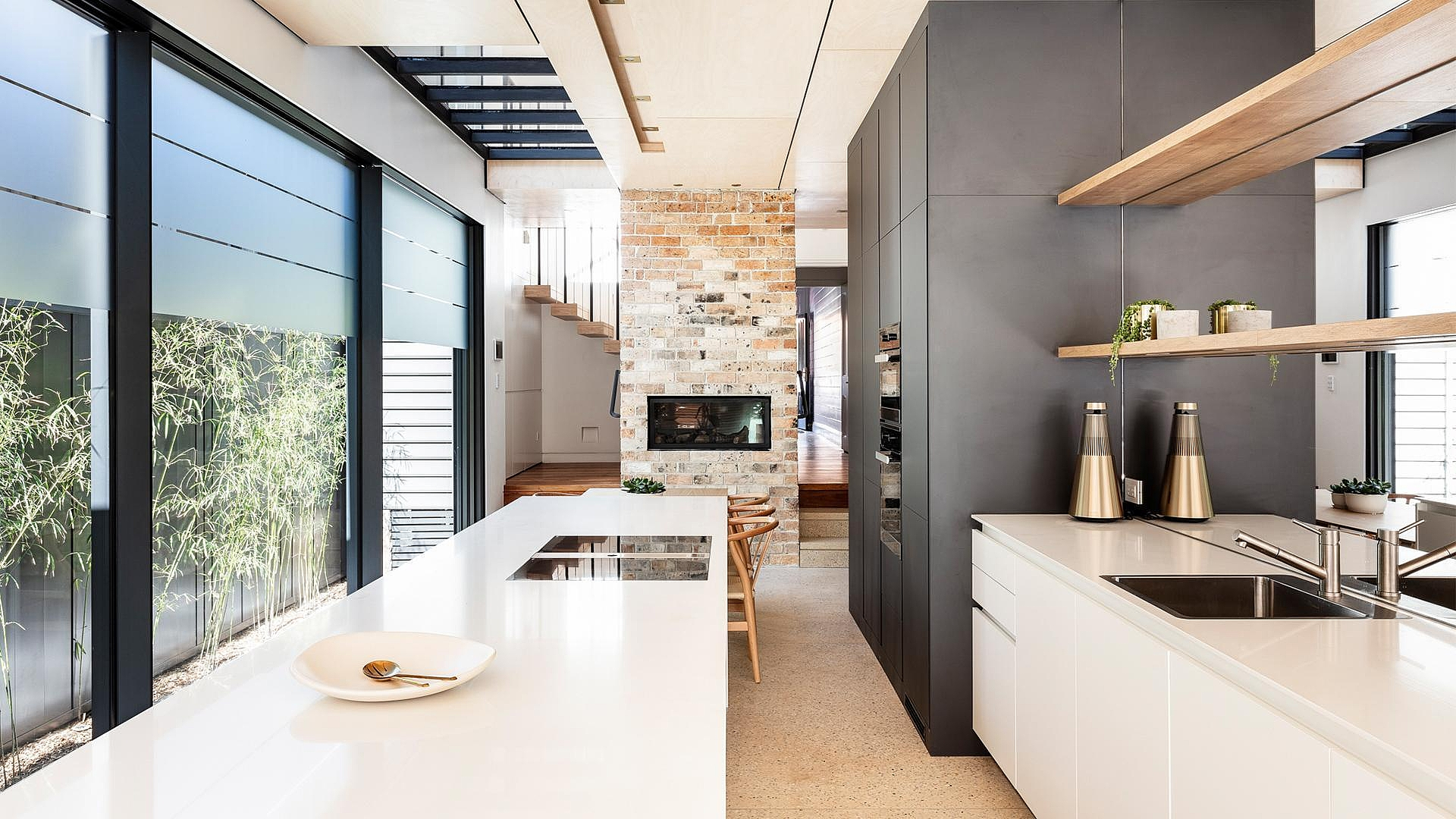 Historic Beach House Meets Modern Design Bora