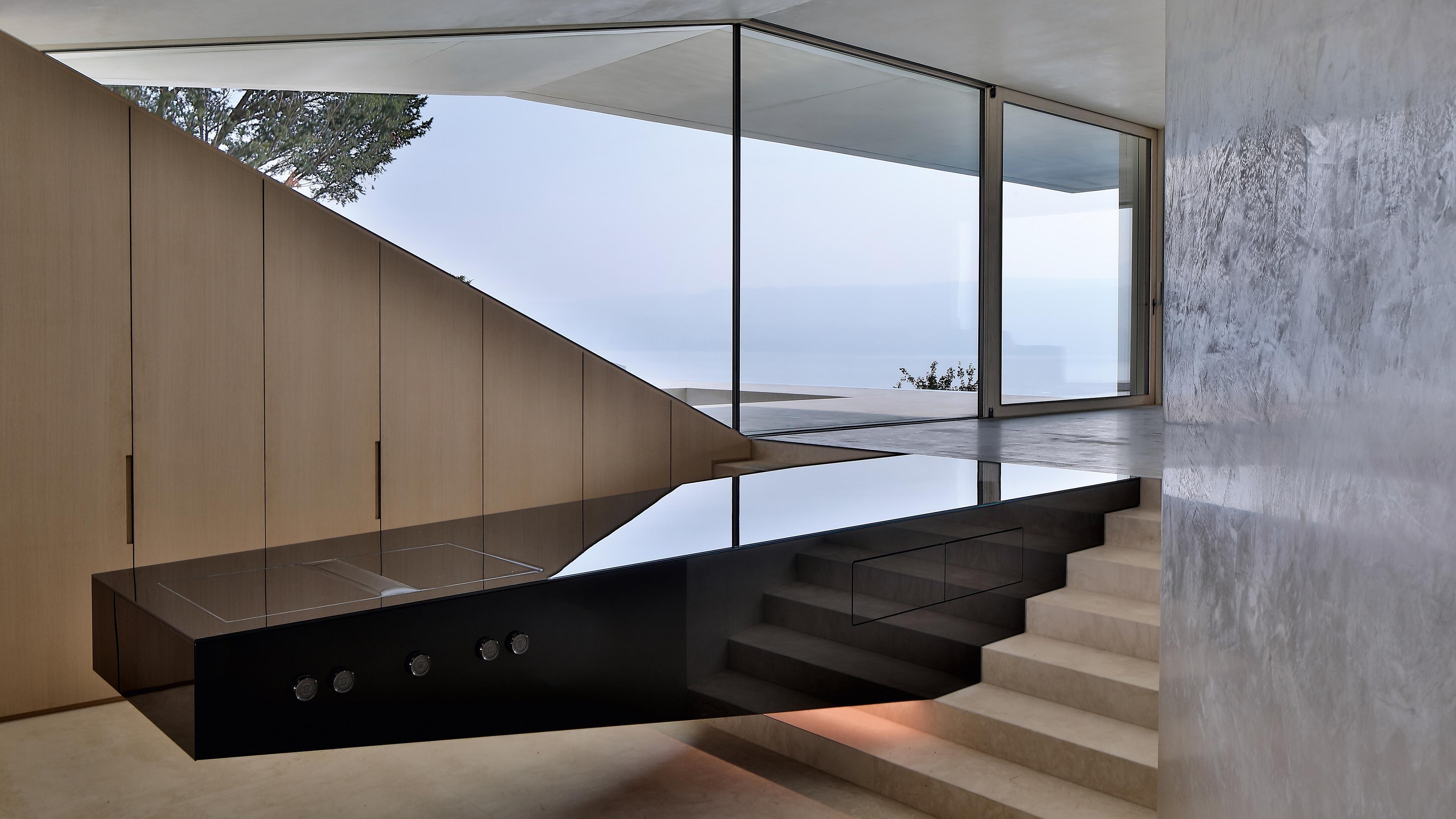 Bora professional 2 0 all black edition pura eleganza for Casa moderna zurigo