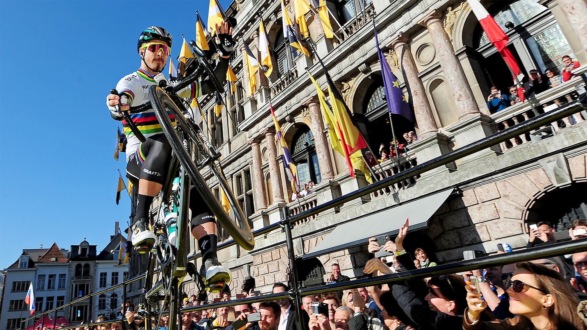 Peter Sagan – the unconventional cycling legend