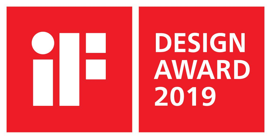 Logo - if DESIGN AWARD